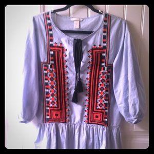 H&M super cute dress or tunic size 12 or XL